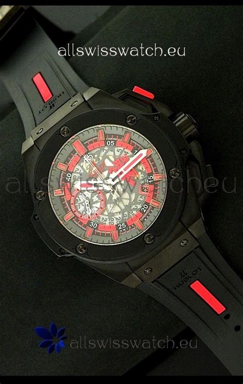 Hublot Big King Power Swiss hublot big king power swiss in pvd