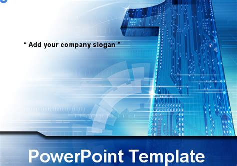 free technology powerpoint templates powerpoint templates free for technology
