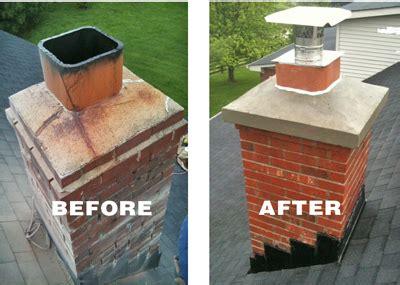 Fireplace Repair Cement by Chimney Crown Repair Atlanta Cement Chimney Crown