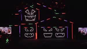 halloween home light shows 2016 today com