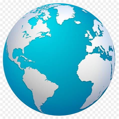 earth globe world map earth  transprent png