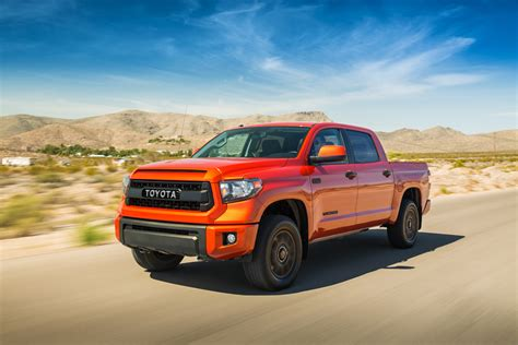 toyota an the toyota tundra trd pro is an off road inferno
