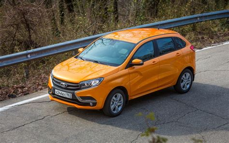 Lada Frontale A Led Lada Announces Prices Of Xray Press Releases News