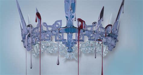 la espada de cristal nadando entre palabras rese 241 a la espada de cristal de victoria aveyard