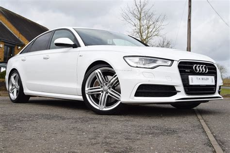 audi a6 comfort pack used 2012 audi a6 tdi quattro s line for sale in
