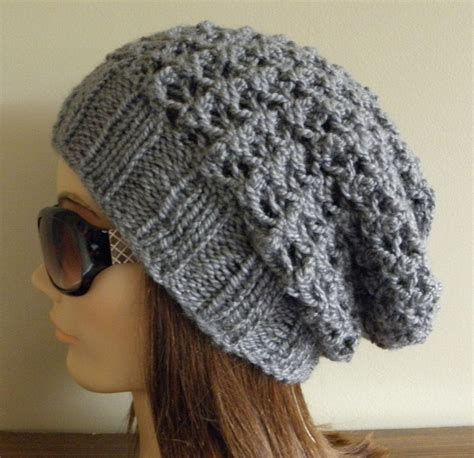 knitting pattern slouchy hat pdf knitting pattern knit slouchy hat latissa