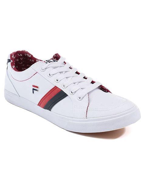 fila white sneaker shoes buy fila white sneaker shoes