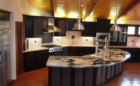 marvellous modern luxury kitchen with granite countertop 16 marvelous countertop designs for every modern kitchen