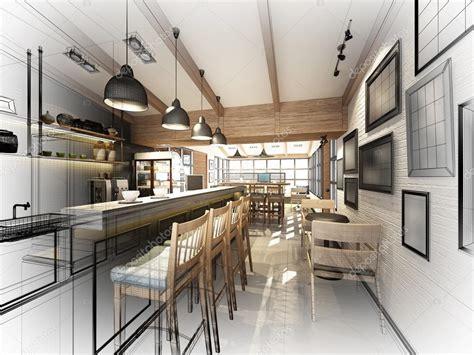 home design virtual shops boceto dise 241 o de cafeter 237 a 3dwire marco render foto de