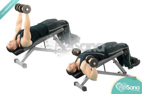 bench press procedure decline bench press technique decline dumbbell bench press