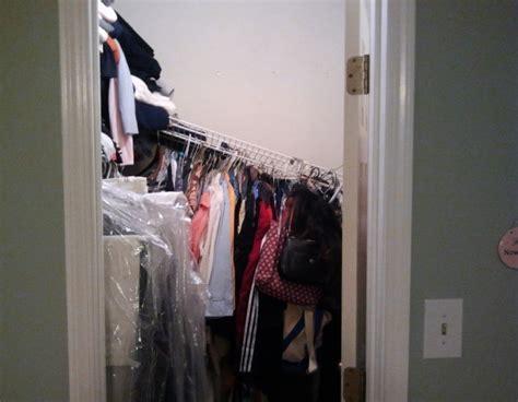 Broken Closet by Closet Organization