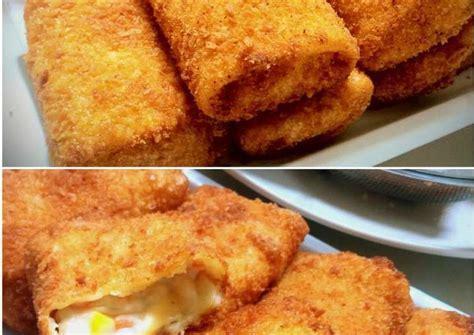 resep membuat risoles yg enak resep risoles ragout ayam wortel simple enak creamy step