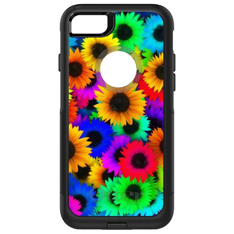 Iphone 7 Plus Nike Yellow Blue Hardcase otterbox commuter for iphone 5s se 6 6s 7 plus green yellow sunflowers ebay