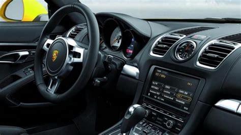 porsche interni porsche cayman 2017 listino prezzi motori e consumi