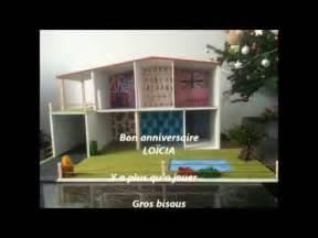 maison playmobil en bois