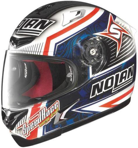 Helm Nolan Marco Melandri Marco Melandri Nolan X 802 R Replica Helmet Replica Race