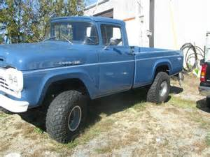 purchase used 1960 ford f 100 4x4 in north eastham