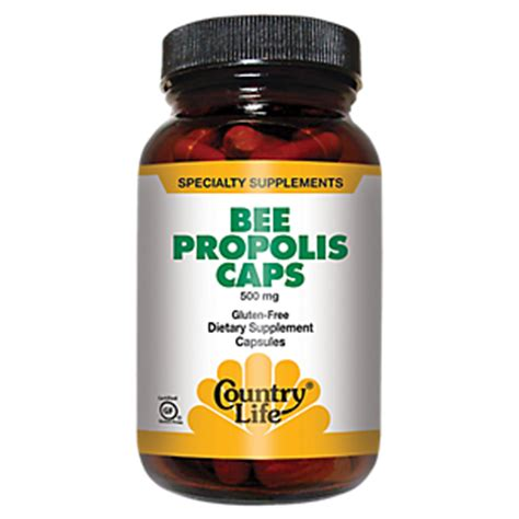 bee propolis hdi suplemen bee propolis caps 500 mg 100 capsules by country at