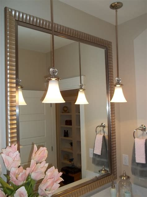 beautiful how to frame a bathroom mirror with clips http beautiful and elegant mirror frame kits traditional