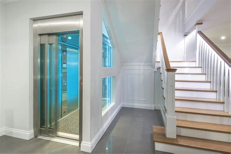 scale interno casa mini ascensori per interni basta scale in casa tua