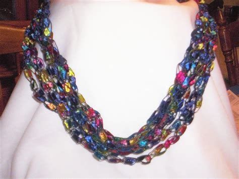 how to crochet bead necklace 25 cool crochet necklace patterns guide patterns