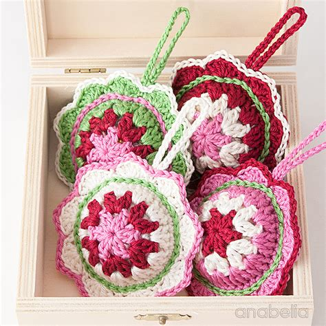 crochet ornaments 28 crochet yule decorations you can make in one evening books anabelia craft design new crochet ornaments