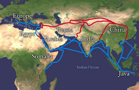the silk roads a myth of the silk road the express tribune
