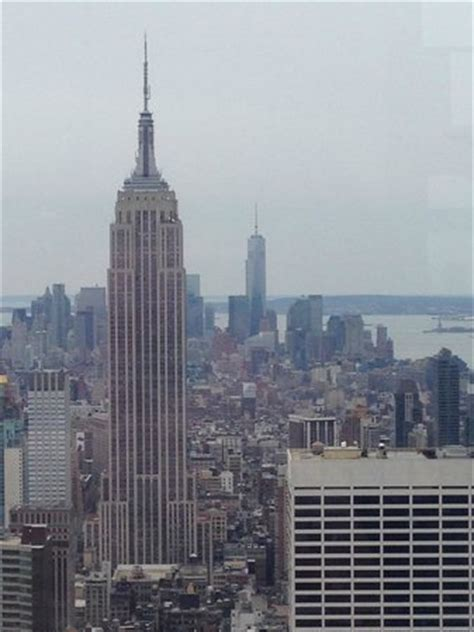 Observation Deck Freedom Tower by Empire Freedom Tower Statue Of Liberty Picture Of