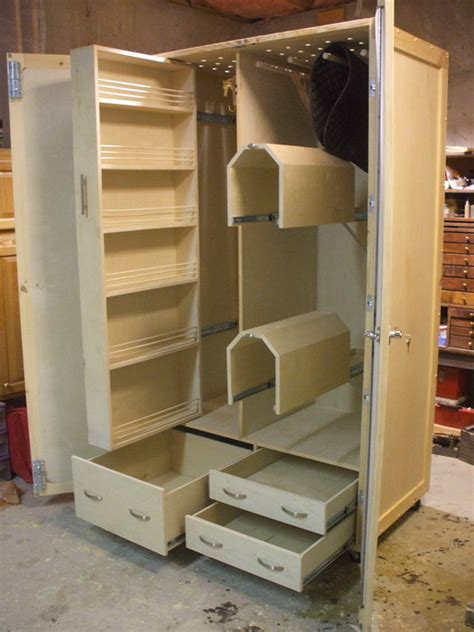 Tack Armoire by Tack Box By Grantman Lumberjocks Woodworking
