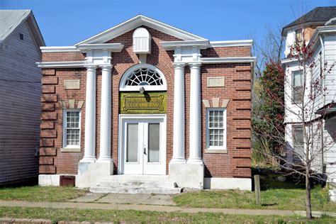 national bank of hillsboro il maryland bank buildings