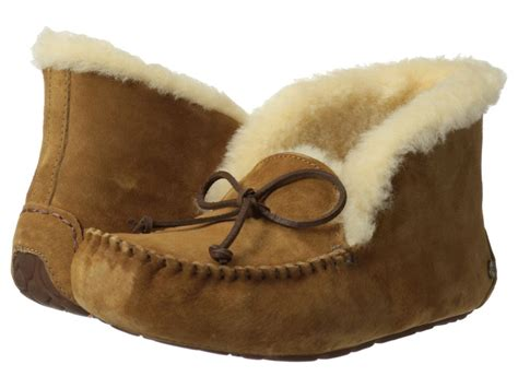 ugg moccasins slippers s shoes ugg australia alena moccasin slippers