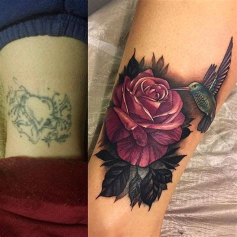 rose coverup tattoo best 25 cover up tattoos ideas on tattoos