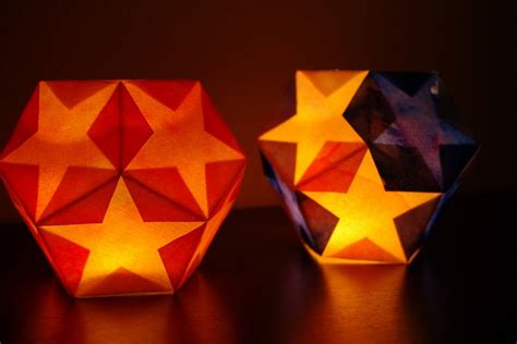 Make Paper Lanterns - 21 creative paper lanterns pattern guide patterns