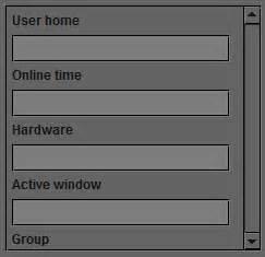 null layout jscrollpane java swing jscrollpane not working stack overflow