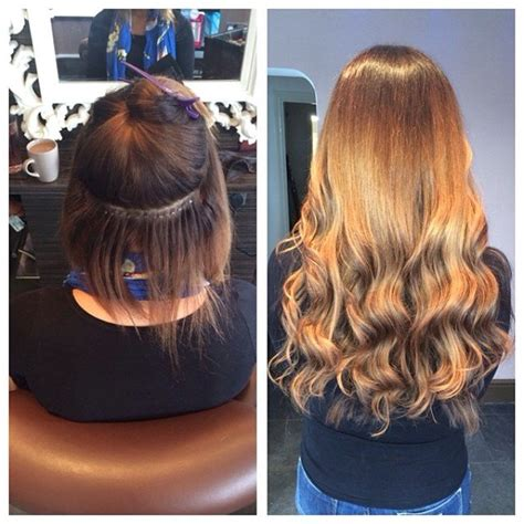 all about hair extensions all about russian hair extensions weft hair