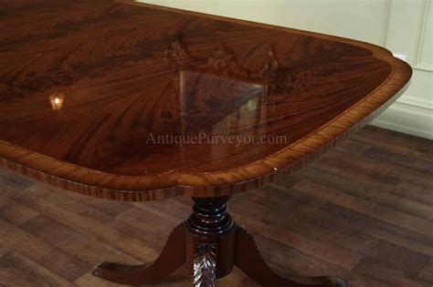 double pedestal dining room table stickley dining table double pedestal dining room table