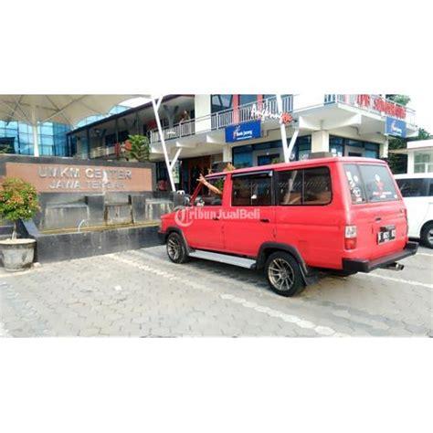 Toyota Voxy Cover Mobil Durable Premium Kuning kijang tahun 1990 6 speed warna merah