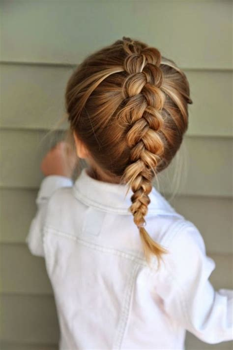 best styles to plait when expectant 11 easy hairstyles to get your kids out the door fast