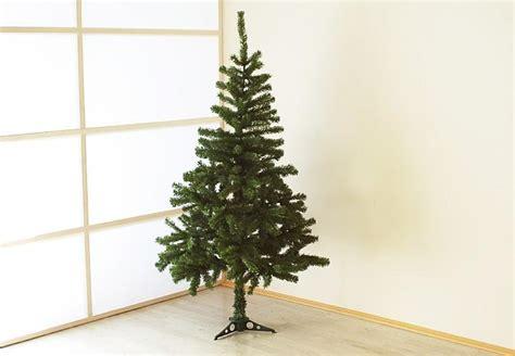 k 252 nstlicher weihnachtsbaum christbaum 150 cm mit st 228 nder