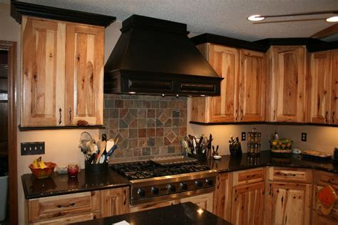 hton natural hickory kitchen cabinets 15 best rustic kitchen cabinet ideas and design gallery