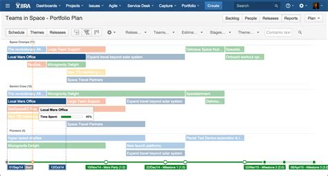 jira using themes jira portfolio initiativen planen managen und auswerten