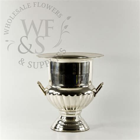 Silver Plated Vases Wholesale by Silver Plated Urn Wholesale Flowers And Supplies