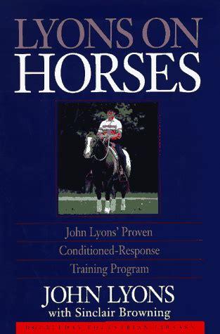 on horsemanship books lyons horsefriendly books