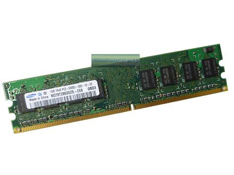 Ram Ddr2 Laptop Second memory ram 1 gb ddr2 samsung m378t2863dzs ce6 cheap