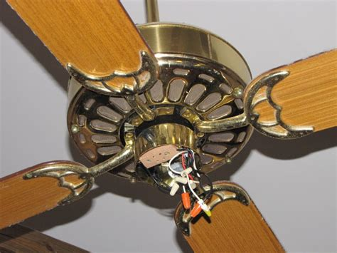 How To Install A Ceiling Fan With Light And Remote by Installing A Ceiling Fan Light Kit Page 2