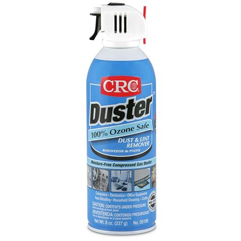 CRC 8 oz. Compressed Gas Dust and Lint Remover 05185 6