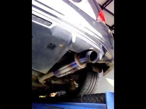 Frontpipe Honda Jazz Idsi Gd3 suara knalpot js racing titanium on honda jazz idsi matic n a