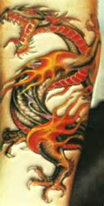 color dragon tattoo dragon tattoo design