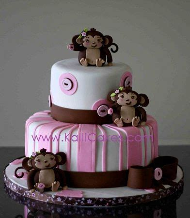 Pink Monkey Baby Shower Decorations by 103 Best Images About Baby Shower Ideas On