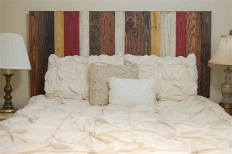 headboard that hangs on wall fall mix design barn walls queen headboard hang on the wall